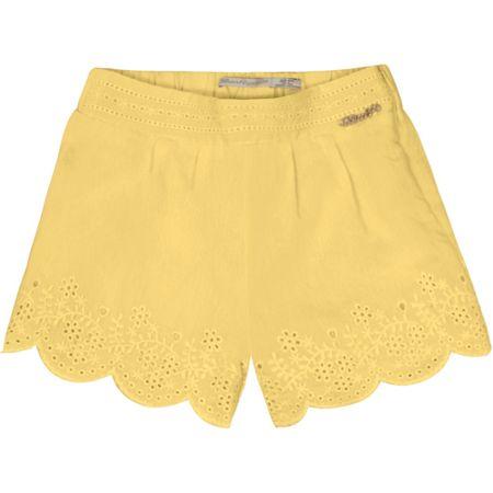 Short Lilica Ripilica Amarelo