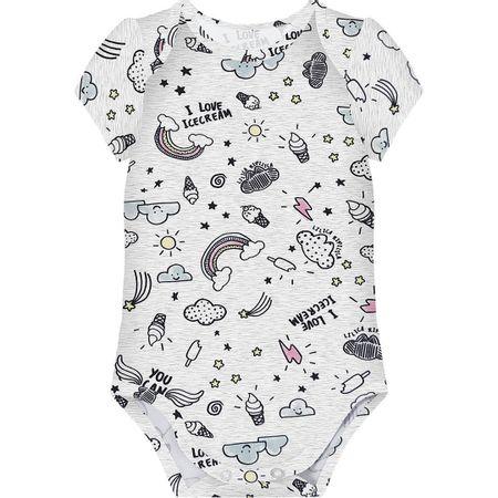 Body Baby Lilica Ripilica Branco