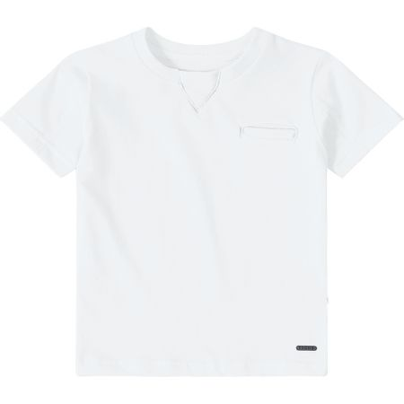 Camiseta Tigor T. Tigre Baby Branca