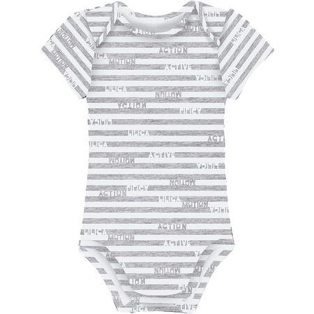 Body Lilica Ripilica Listrado Bebê