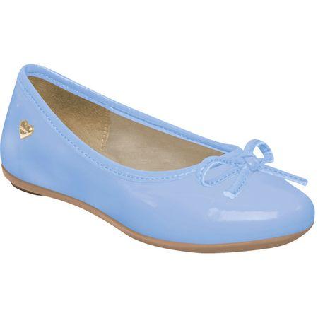 Sapatilha Marisol Bebê Azul Menina