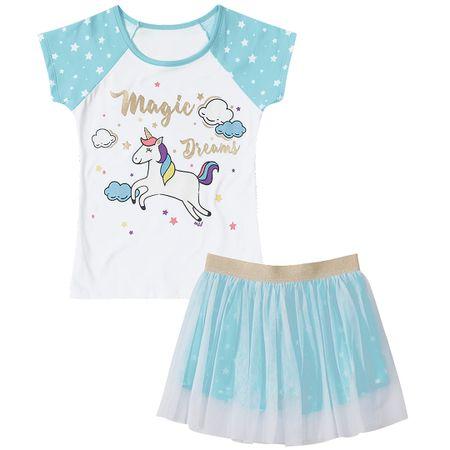 Pijama Marisol Estrelas Menina