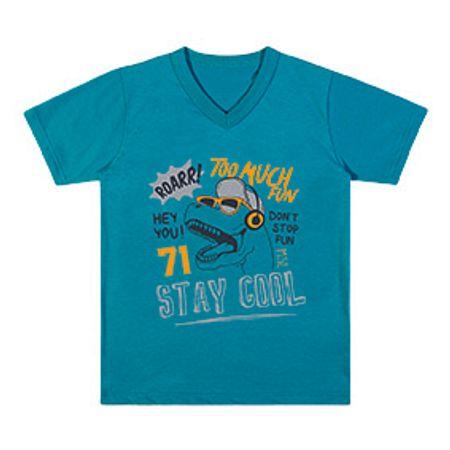 Camiseta Marisol Play Azul Menino