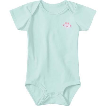 Body Lilica Ripilica Azul Bebê Menina