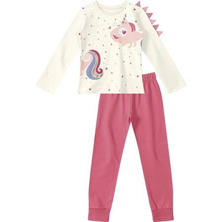 Pijama Marisol Bege Menina