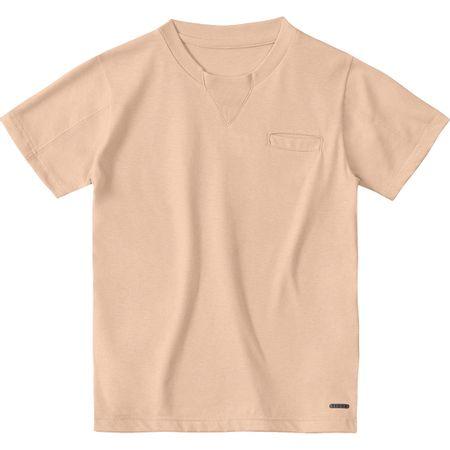 Camiseta Tigor T. Tigre Bege  Menino