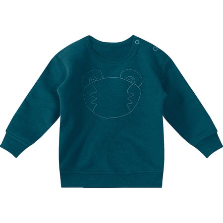 Blusão Tigor T. Tigre Azul Bebê Menino