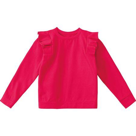 Blusão Lilica Ripilica Rosa Bebê Menina