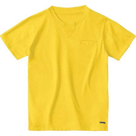 Camiseta Tigor T. Tigre Amarelo Bebê Menino