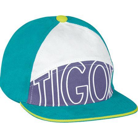 Boné Tigor T. Tigre Azul Menino