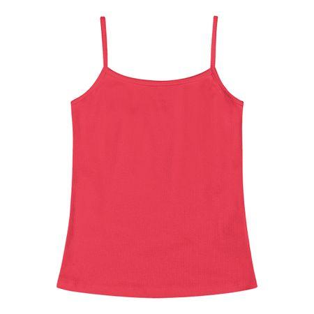 Blusa Regata Marisol Vermelha Menina