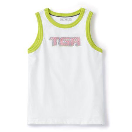 Camiseta Regata Tigor T. Tigre Branco Menino