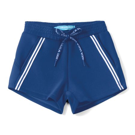 Short Lilica Ripilica Azul Menina
