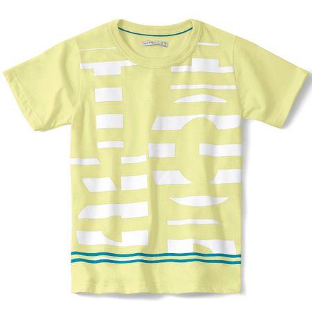 Camiseta Tigor T. Tigre Verde Bebê Menino