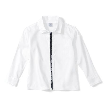 Camisa Tigor T. Tigre Branca Bebê Menino