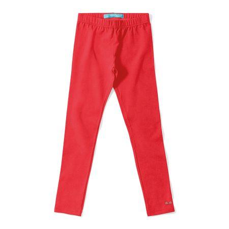 Calça Legging Lilica Ripilica Vermelha Menina