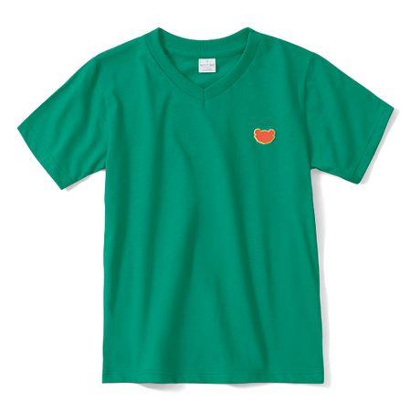 Camiseta Tigor T. Tigre Verde Menino