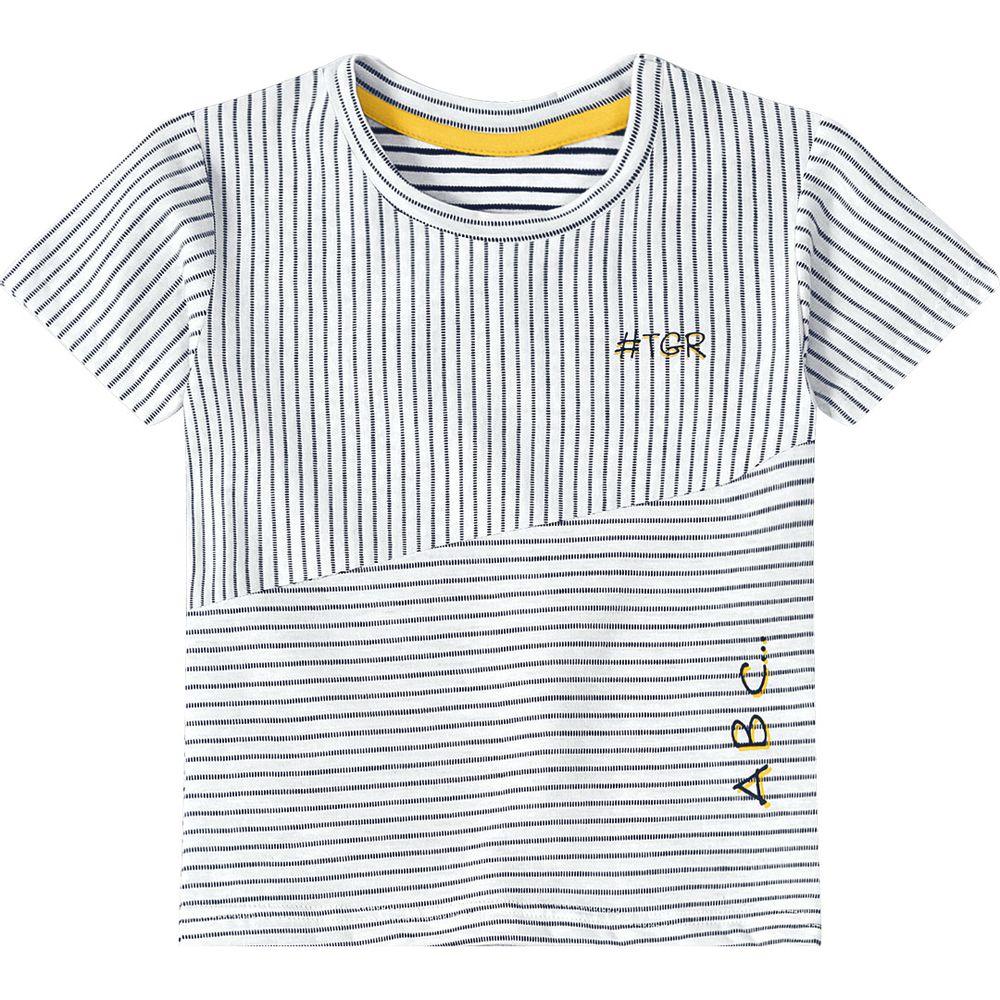 8ad7772290 Camiseta Tigor T. Tigre Baby Listrada - lojamarisol