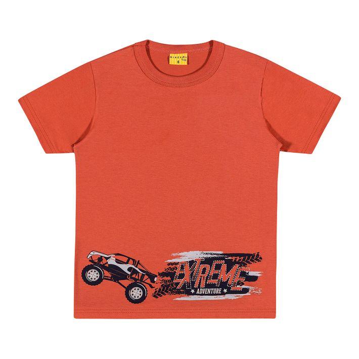 Camiseta-Mineral-Kids-Baby-Laranja