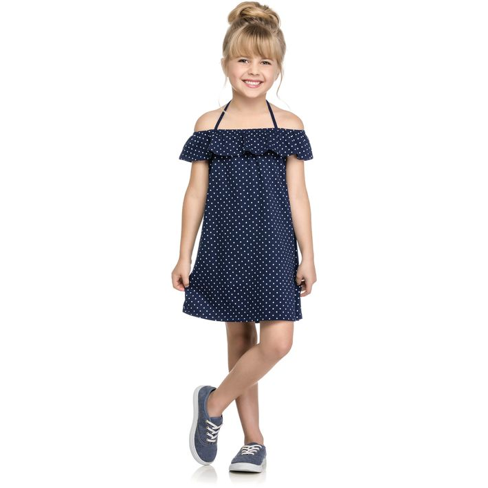 Vestido-Mineral-Kids-Azul
