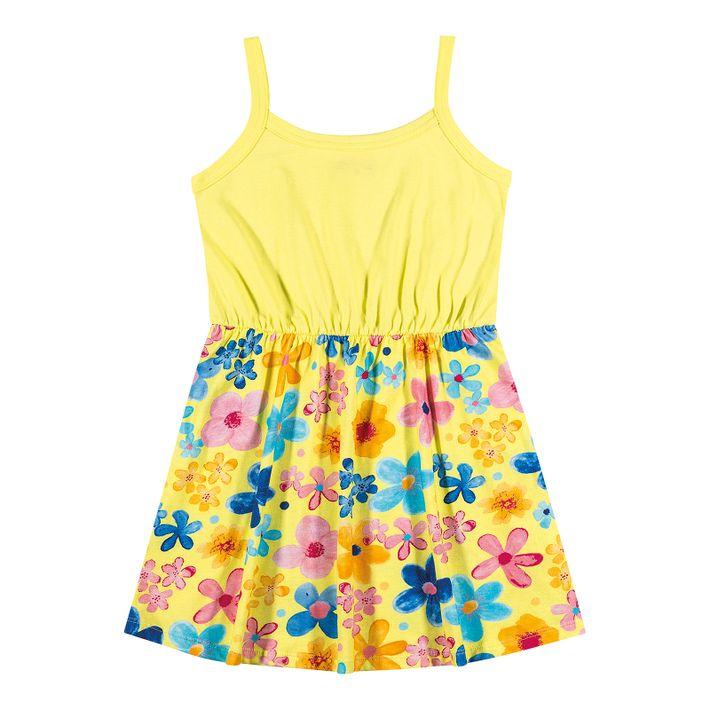 Vestido-Mineral-Kids-Baby-Amarelo-