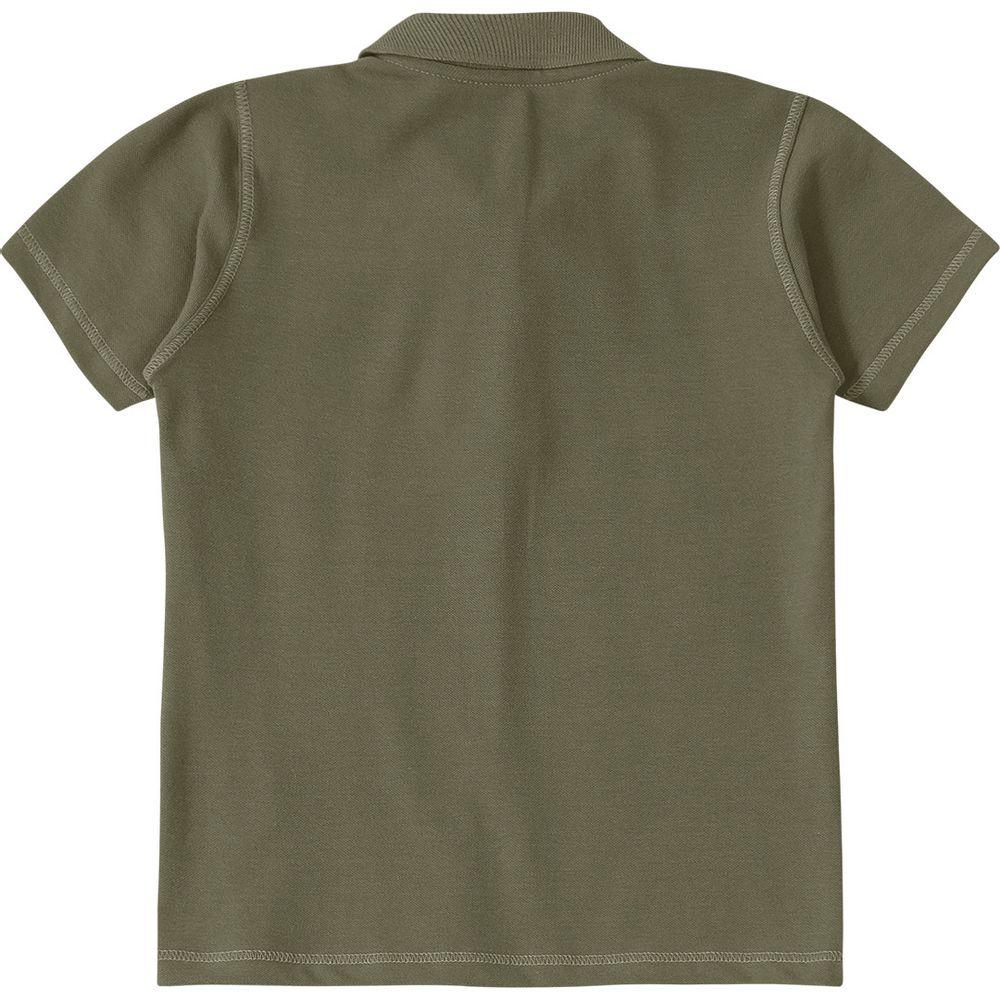 e415a61ee Camisa Pólo Tigor T. Tigre Verde - lojamarisol