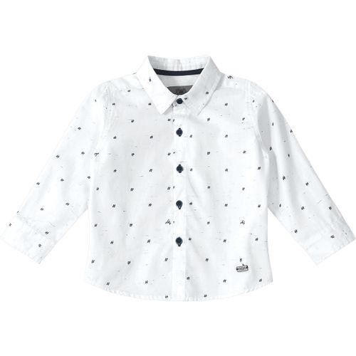 4796ee2654 Camisa Tigor T. Tigre Baby Branca - lojamarisol