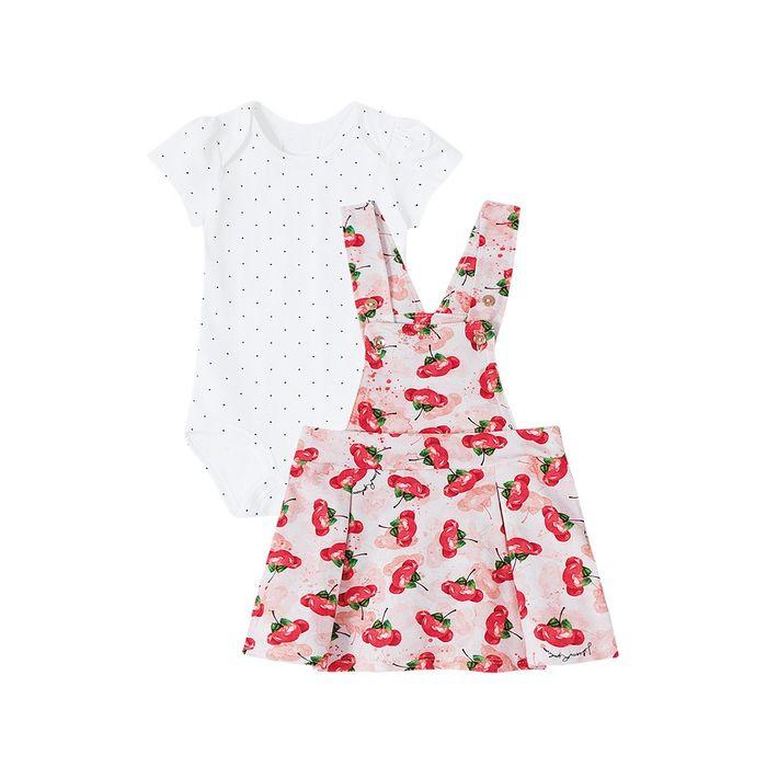 Conjunto-Lilica-Ripilica-Cerejas-Bebe-Menina