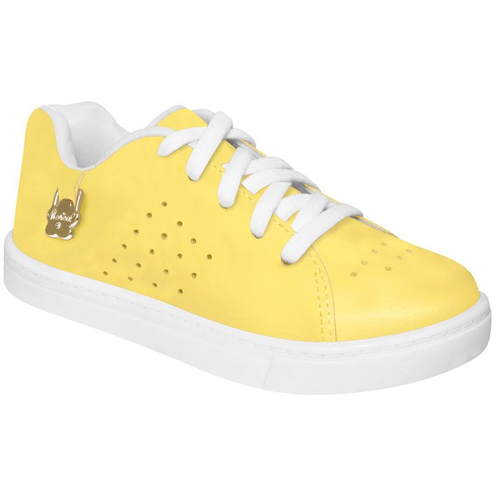 Tenis-Marisol-Bebe-Amarelo-Menina