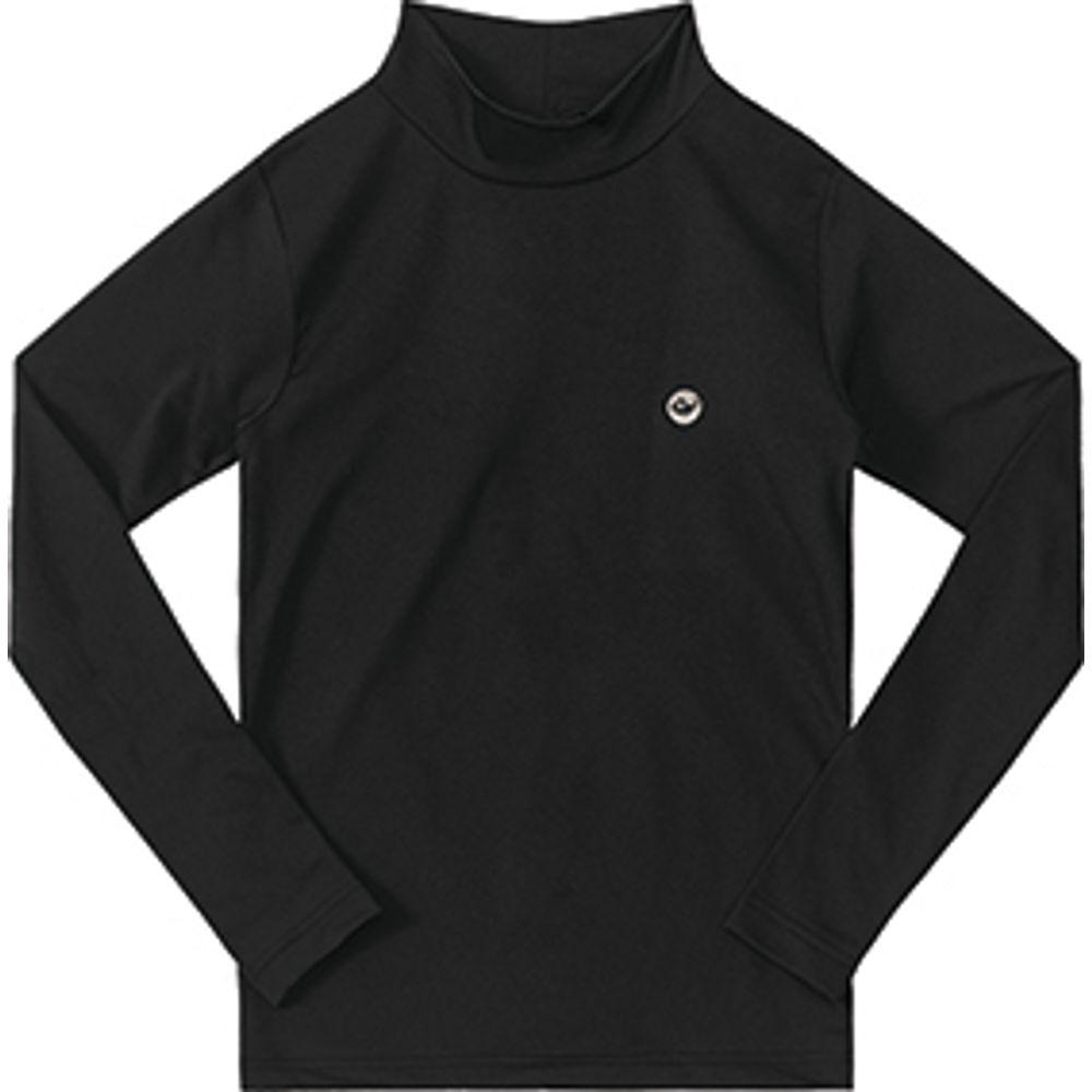 db0e1dd7d872 Camiseta Marisol Preta Menina - lojamarisol
