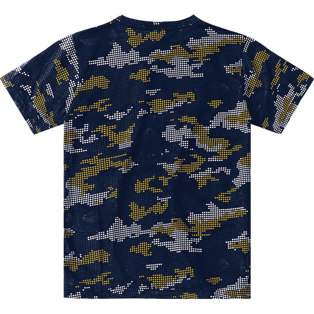 a7186df233 Camiseta Tigor T. Tigre Azul Menino - lojamarisol