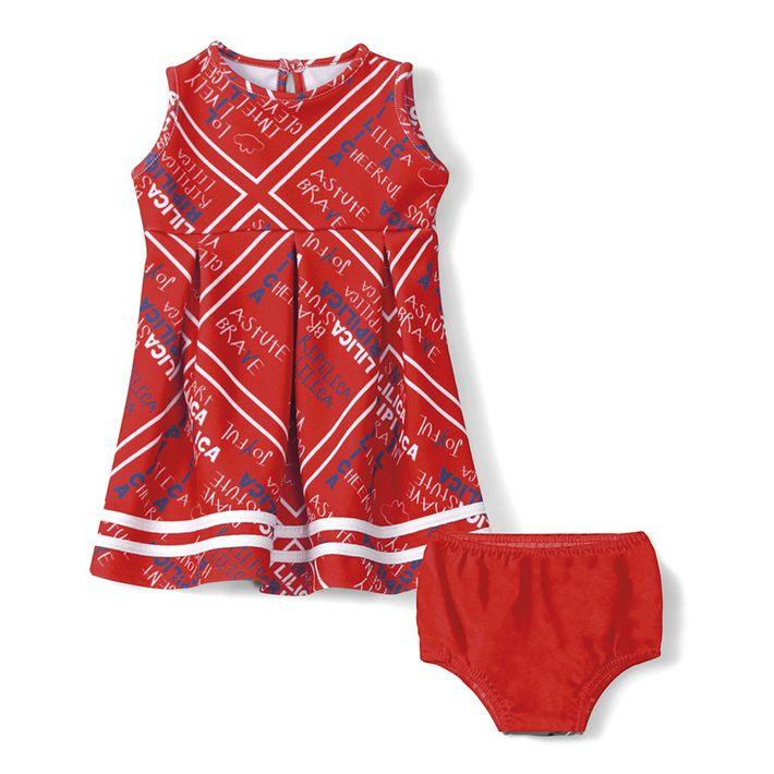 Vestido-Com-Calcinha-Lilica-Ripilica-Vermelho-Bebe-Menina