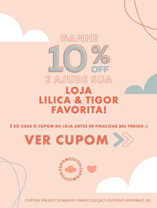 Cupom lojas