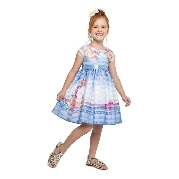 Vestido-Marisol-Azul-Menina