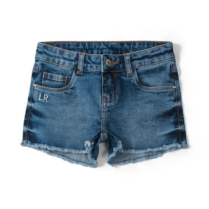 Short-Lilica-Ripilica-Azul-Menina