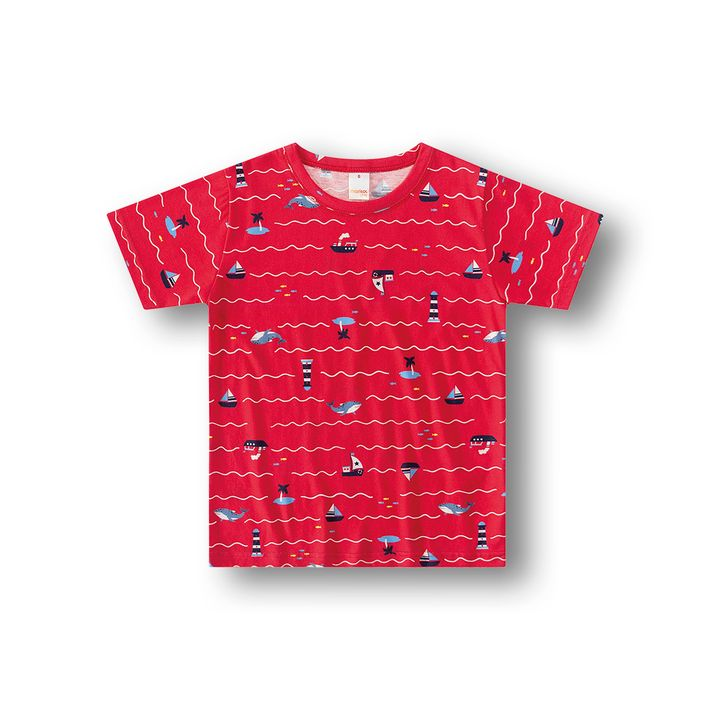 Camiseta-Marisol-Play--Vermelha-Menino