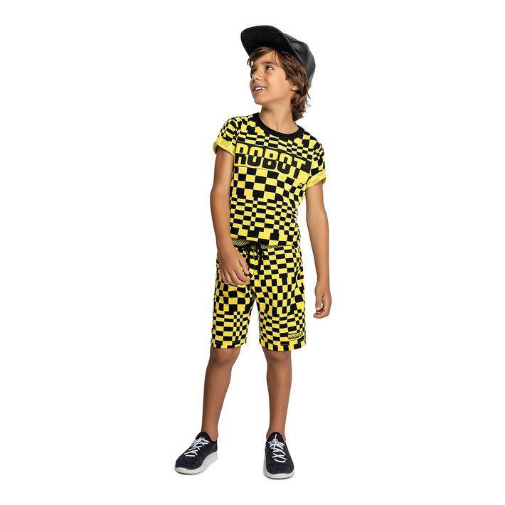 Camiseta-Marisol-Amarela-Menino