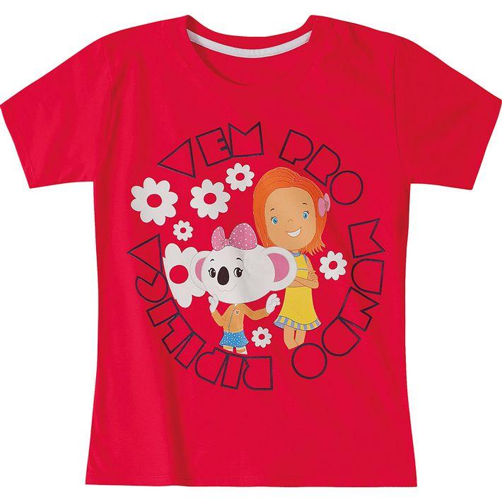 Camiseta-Mundo-Ripilica-Vermelha-Menina---1