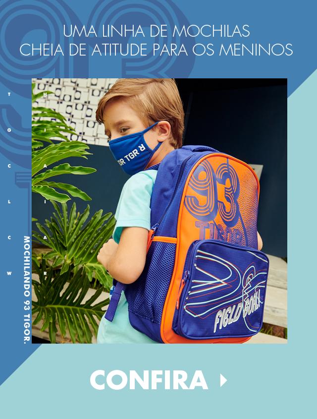 Pacific - kit escolar