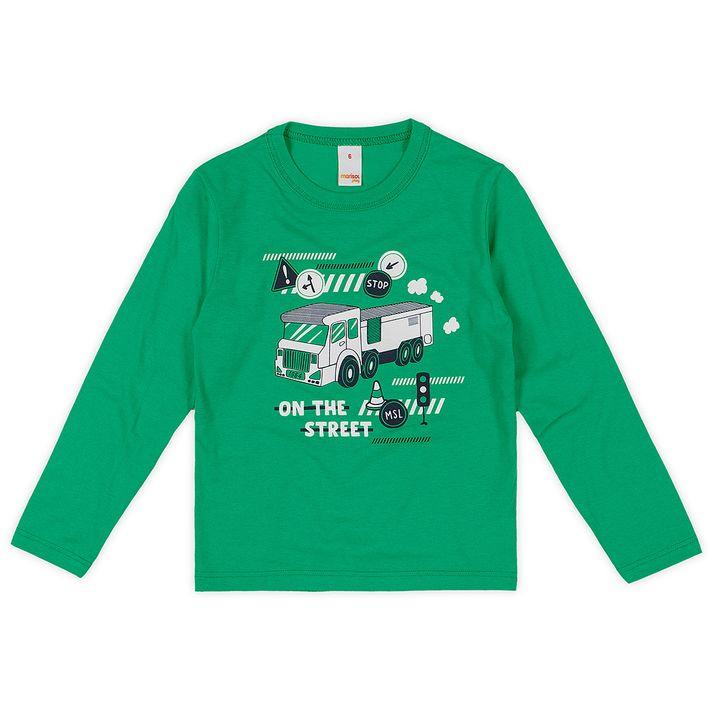 Camiseta-Marisol-Play-Verde-Menino---1P