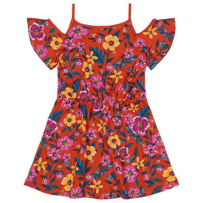 Vestido-Marisol-Play-Laranja-Menina---4