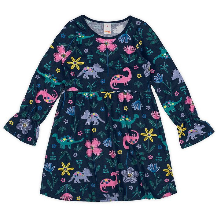 Vestido-Marisol-Play-Azul-Menina---1P