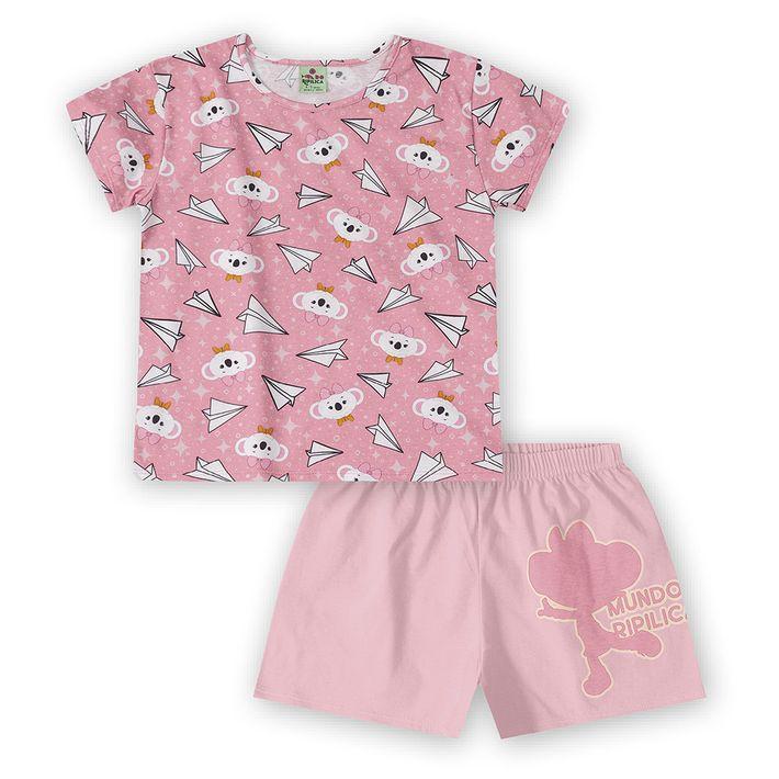 Pijama-Mundo-Ripilica-Rosa-Menina
