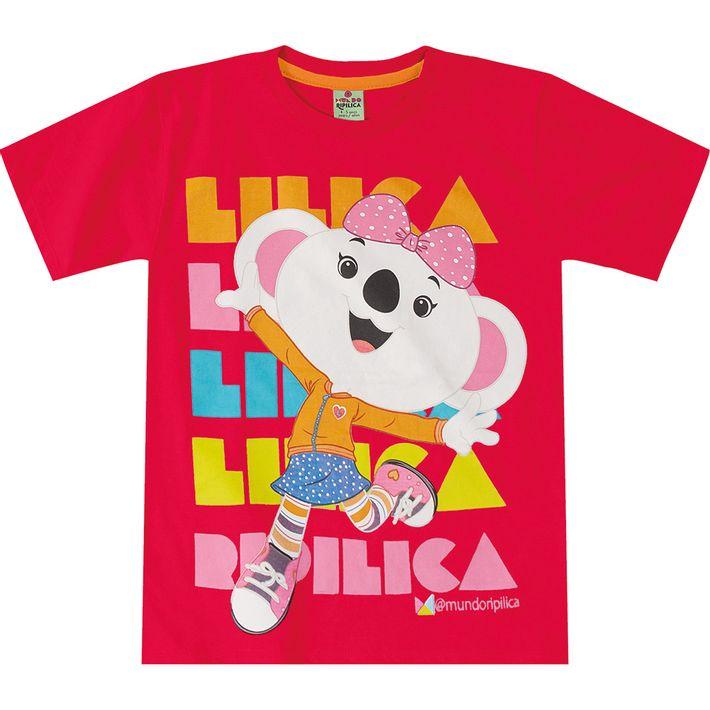 Camiseta-Mundo-Ripilica-Vermelho-Menina-E-Menino