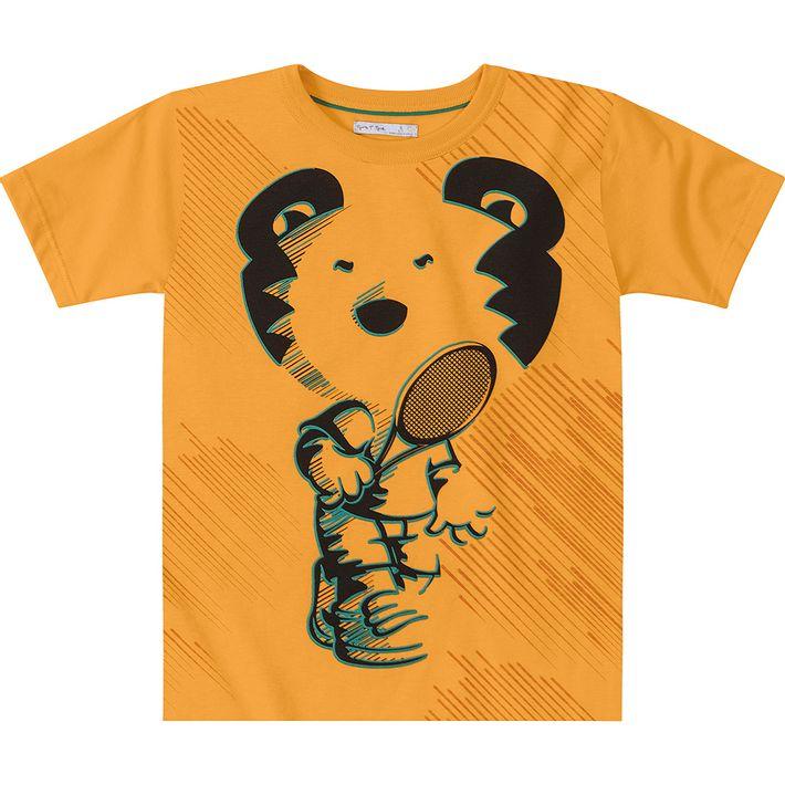 Camiseta-Tigor-Collection-Laranja-Menino