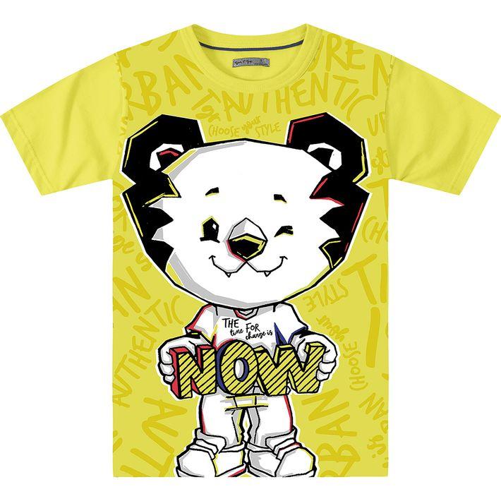 Camiseta-Tigor-Collection-Amarela-Menino