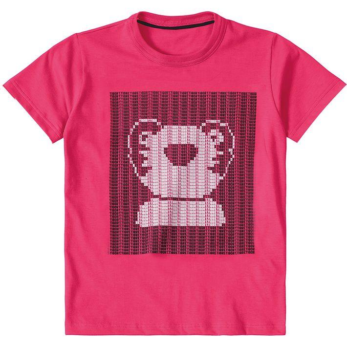Camiseta-Tigor-Infantil-Menino---Rosa