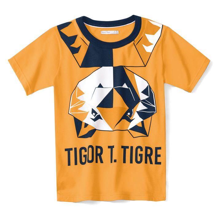 Camiseta-Tigor-Infantil-Menino---Laranja