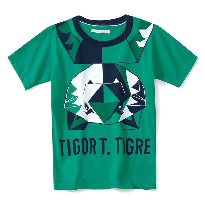 Camiseta-Tigor-Infantil-Menino---Verde