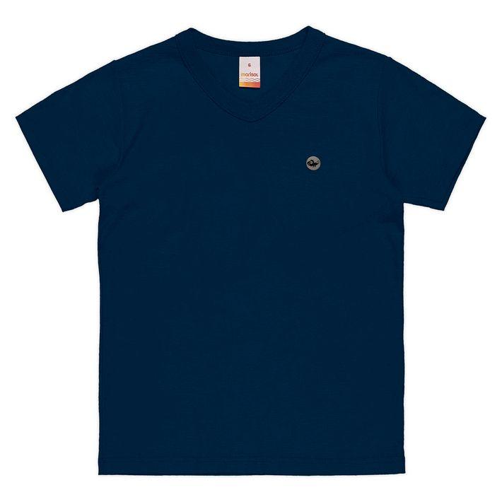 Camiseta-Infantil-Menino-Com-Essencia-De-Camomila---Azul